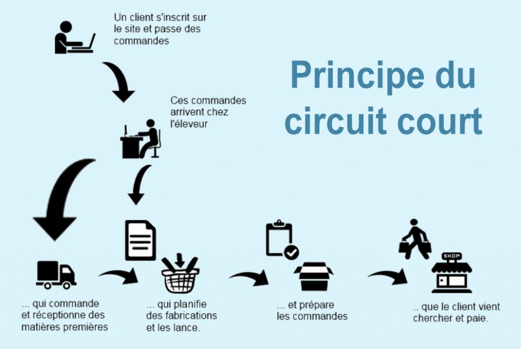 Schéma circuit court